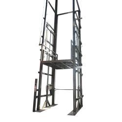 La CE aprobó Qiyun ISO personalizada 3,0 M de 2 pisos de altura de elevación de la plataforma de elevación de la casa de elevador hidráulico de elevación de almacén de tablas
