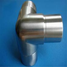 تركيبات السلالم تركيبات المواسير من الفولاذ المقاوم للصدأ موصل الأنابيب حامل الأنابيب