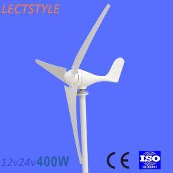 lamierina del generatore di turbina del vento 400W 12V 24VDC3/5 con il regolatore del vento