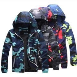 Fabricant OEM de Guangzhou Camouflage veste de sport en nylon