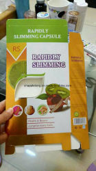 Qualitäts-tragen ursprünglicher Gewicht-Verlust schnell Früchte, Kapsel abnehmend