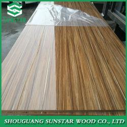 Alto Brillo/UV/melamina Roble Pino//teca/Ash/abedul Laminado de madera MDF/madera/Partical junta para muebles y decoración.
