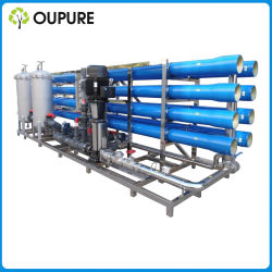 Tratamento de Água Industrial Equipamento 75tph