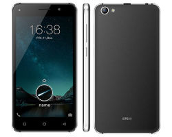 Modieuze Beste Begroting Kern Androïde 6.0 WCDMA Dubbele SIM Slimme Cellphones van de Vierling van 5 Duim