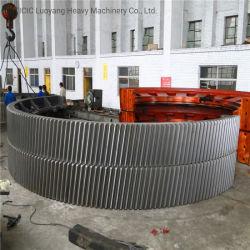 Haltbarer Gussteil-Stahl-großer Gurt-Gang für Tausendstel-Brennofen-Kühlvorrichtung oder Trockner