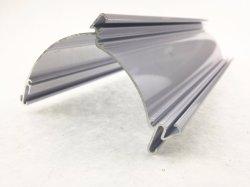 Cabeça Estore de alumínio Rail-Roller Componentes cega com cor e Acessórios