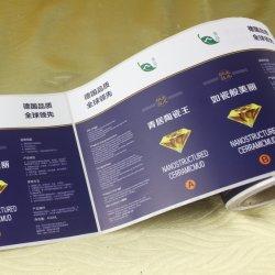 Auto-adesivas impressas em papel adesivo e a impressão de etiquetas