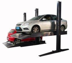 Два слоя кроссовера автомобильная стоянка гаражное оборудование