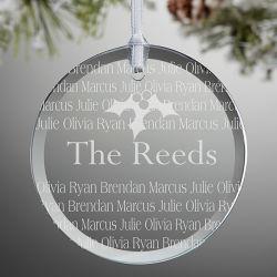 De Ongebruikelijke Beste Gepersonaliseerde Giften Van Kerstmis Van De Ideeën Van De Gift Van De Zonnevanger Van Het Ornament