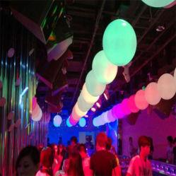 Colorido DMX512 LED da esfera de elevação do Controle da Cabine DJ Fase Casamento Esfera Cinética de decoração