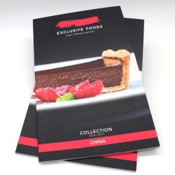 Nouveau design personnalisé des brochures et d'impression du catalogue
