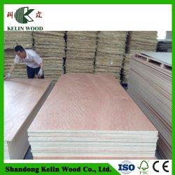 Garantía de calidad de madera de álamo//abedul/Pino Core jugar Madera con precio de fábrica China