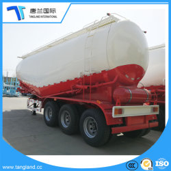 Gran Capacidad 65 cbm utilizado camión cisterna de cemento a granel