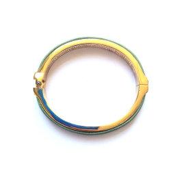 2019 Mulheres com Novo Design de jóias de bracelete de couro simples bracelete de metal bracelete de PU