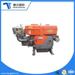 4 de la carrera de un cilindro de Marine/generador/Mills/agrícola/Bomba/motor diesel refrigerado por agua minera para la exportación