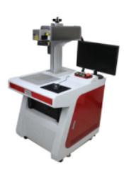 machine de marquage au laser à fibre Focuslaser 20W machine à gravure laser traite de l'imprimante laser à fibre optique