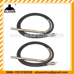 Chinees Type 35mm Hoofd en de Concrete Vibrator van het Type van Speld van de Lengte 6meter met Trillende Slang