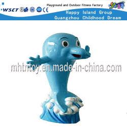 Dolphin Parc de l'eau des jouets de l'eau de l'équipement de terrain de jeu (HF-22307)