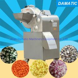 Machine de traitement alimentaire/chd100 Cube de fruits et légumes commerciaux Dicer découper en dés la machine