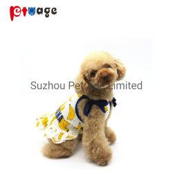 Chiot été robe T Shirt accessoires du vêtement Vêtements Pet chien