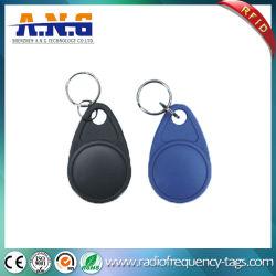 125KHz ID 호텔 잠금용 ABS RFID 키 리모컨