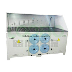 Reibender Tisch/Downdraft-Tisch-/Abgas-Rauch-Behandlung-System