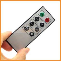 8 touches du contacteur de commande d'éclairage IR LED Lampe décorative contrôleur contrôleur distant