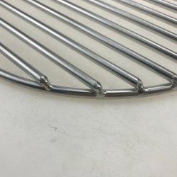 De aço inoxidável de alta qualidade Churrasqueira Churrasco Wire Mesh Churrasqueira Praça da Bandeja da Rede