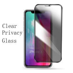 Privacidade de vidro temperado Protector de ecrã Anti Spy para iPhone 11/iPhone 11 PRO Max/iPhone 11 PRO/iPhone Xs Max/iPhone Xr /iPhone X/iPhone xs