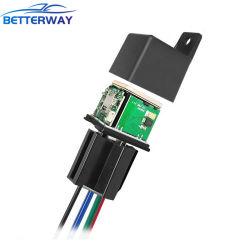 Fabrik Preis Auto Alarme Fernabschaltung Öl und Strom Fahrzeug Mini Größe GPS Relay Bw06 Cj720 GSM GPS GPRS Motorrad-Relais-GPS