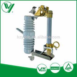 11kv à 33kv de l'équipement de distribution de puissance Types de fusible de décrochage en céramique