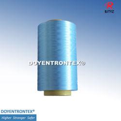UHMWPE Fibe/полиэтиленовые волокна (Цвет) /Hppe волокна/PE волокна (TM30-1600D-сине-V001)