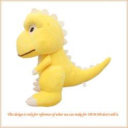 Het aanbiddelijke Zachte Stuk speelgoed van de Duw van de Dinosaurus voor Jonge geitjes
