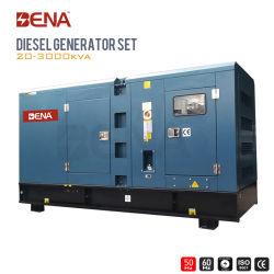 625kVA 100kw/3/generador de diesel eléctricos monofásicos con la potencia del motor Doosan Precio generador diésel de alta calidad