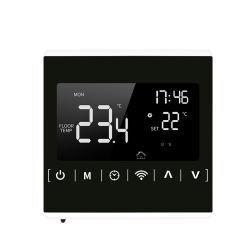 Высокое качество домашней беспроводной контроллер цифровой термостат WiFi дома электрического отопления полов контроллера
