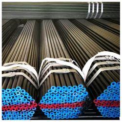 La norma ASTM A106 Gr. Sch B40 Tubo de acero al carbono Tubo de acero recubierto de PE perfecta
