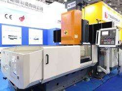 Cnc-vertikale Fräsmaschine-magnetische Klemme für Hochleistungsarbeit