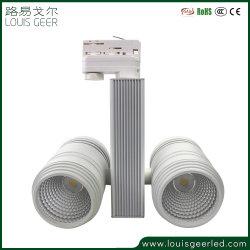На заводе прямые поставки художественная галерея LED контакт лампа 40 Вт драйвер адаптера Комбинированный светодиодный индикатор гусеницы
