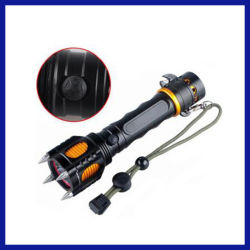 OEM ODM CREE T6 3800lm Flitslicht Rechargeabletorch (sysg-180901)