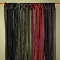 Chaîne Multi-Colors Rideau avec ou sans Sequin ou cordon ST01001