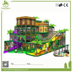 Roman Design ! ! ! Fantastique L'équipement de terrain de jeux doux en plastique sur mesure les enfants à jouer centre commercial d'enfants Terrain de jeux intérieur