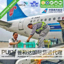 De Dienst van de Luchtvracht aan Doubai Oman Qatar Marokko Egypte door het Professionele Vrachttarief van de Lucht