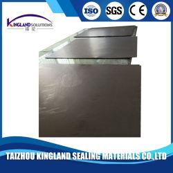 Metal perforado Hoja de grafito compuesto reforzado