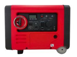 Fullas FP4000i gerador inversor 3.8KW-4.0KW a prova de som Recoil & Arranque eléctrico