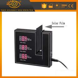 高品質の太陽フィルムの熱のRejetionのテスター赤外線力メートル