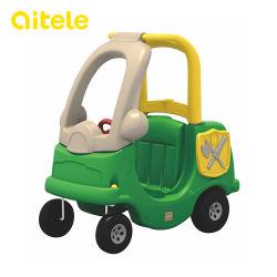 Indoor Baby Walker Kunststoff Spielzeug Kinder Auto (PT-056)