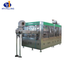 Entièrement automatique de la machine à haute vitesse d'eau minérale de l'embouteillage Plant / Ligne de production de l'eau Machine de remplissage de bouteilles PET