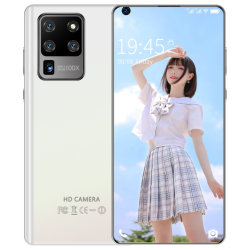 """Nuevo s30u + perforado Real 7.2 """"una gran pantalla de teléfono móvil integrado de la frontera de la Cruz interna del teléfono móvil teléfono inteligente Android"""