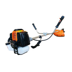 أدوات زراعية احترافية، 52 سم مكعب، قطع عشب الحدائق، أداة قص الفرشاة، 2 شوط قاطع فرشاة الماكينة