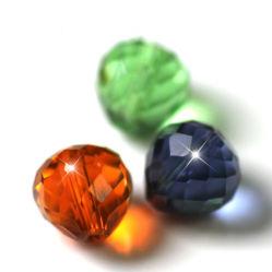 散乱したビードの装飾的なカーテンの付属品方法宝石類部品